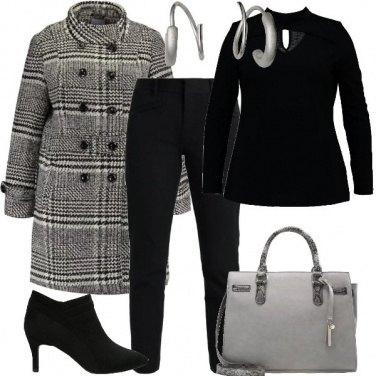 Outfit Il cappotto principe di Galles