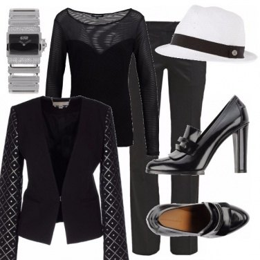 Outfit Total look mannish