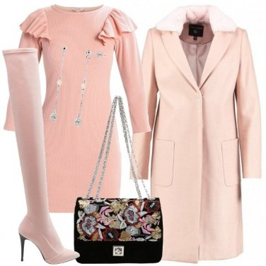 Outfit Pink Lady