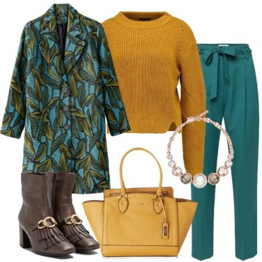 Outfit Verde e dintorni