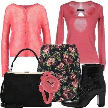 Outfit Rosa come una bambola