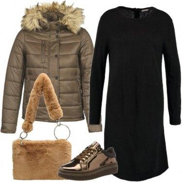 Outfit Come un orsetto