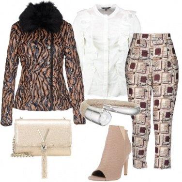 Outfit Linee e geometrie