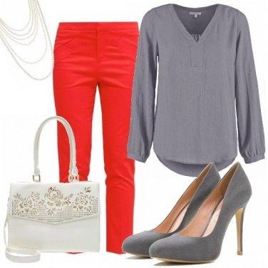 Outfit Abbinamento cool
