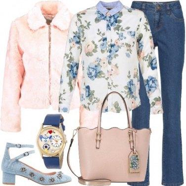 Outfit E\'  l\'ora del tè