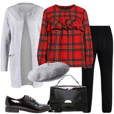Outfit Passeggiata al Boulevard