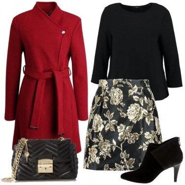 Outfit Fantasia dorata