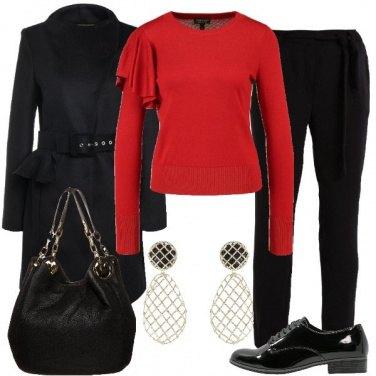 Outfit La borsa in pelle