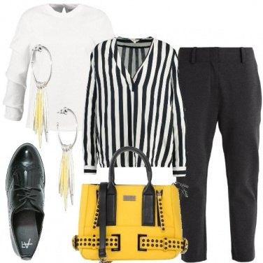 Outfit Felpa per tutto il giorno