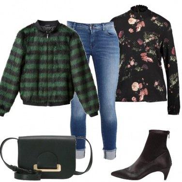Outfit Sprazzi di verde