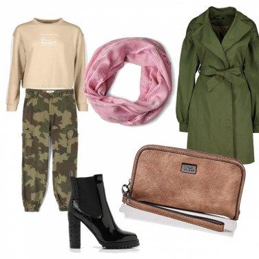 Risultato immagini per camouflage moda militare bantoa