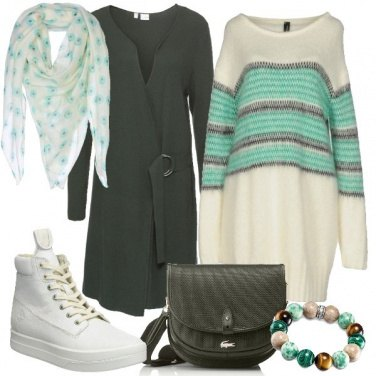 Outfit Quotidiano e griffato