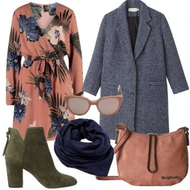 Outfit Tendenza floreale