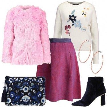 Outfit Una ragazza romantica