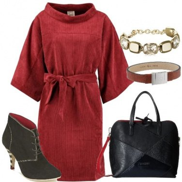 Outfit Fascino orientale