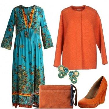 Outfit Abito etnico