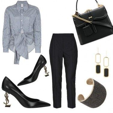 Look & Abbigliamento Minimal: 1000 Oufit SEMPLICI | Bantoa