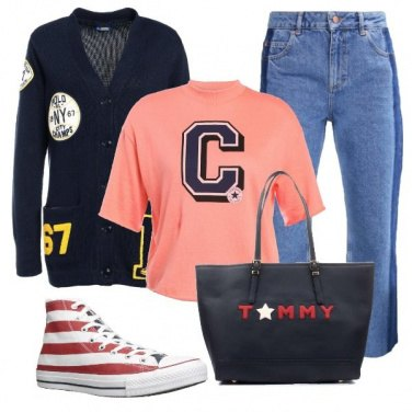 Outfit Al College