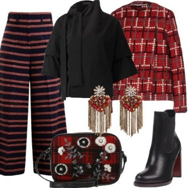 Outfit Un mix and match dall\'oriente