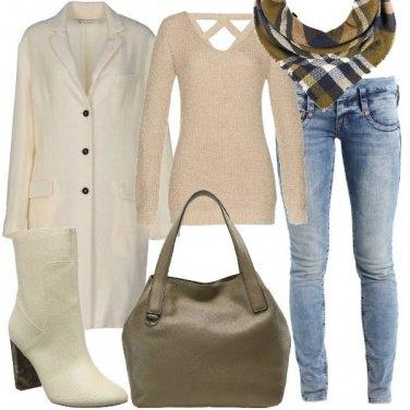 Outfit Il cappotto tutti i giorni