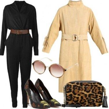 Outfit Un cappotto passepartout