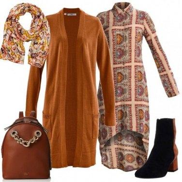 Outfit Colori etnici