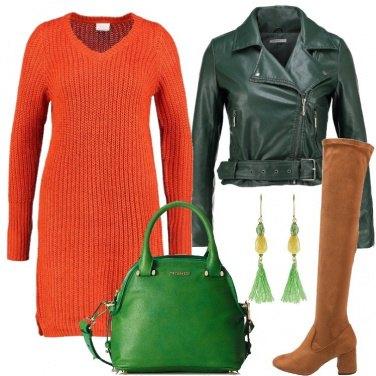 Outfit Colori tropicali