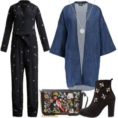 Outfit Accenni orientali