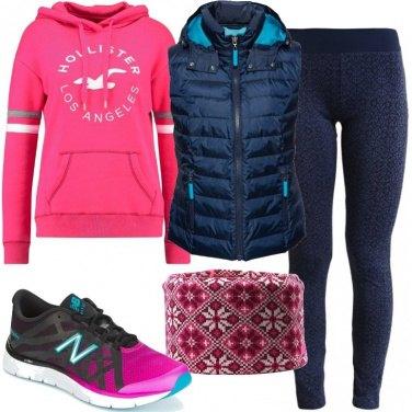 Outfit Di corsa con il freddo