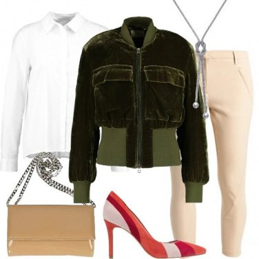 Outfit Sulle orme di Sarah Jessica