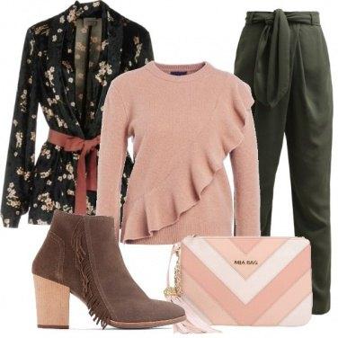 Outfit Semplice e attraente
