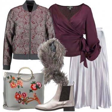Outfit Cosmopolita