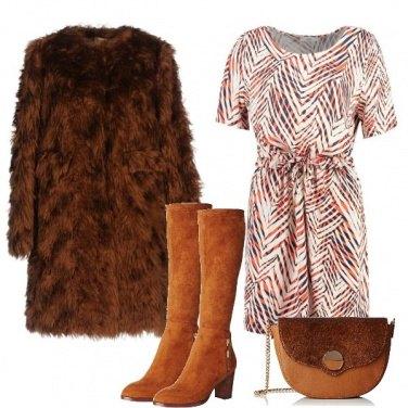 Outfit Richiami dalla savana