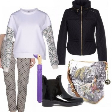 Outfit Singin\' in the rain