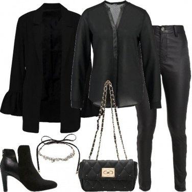 Outfit La dominatrice di stile