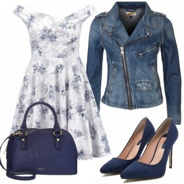 Outfit Romantico&casual