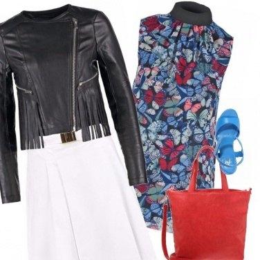 Outfit Finalmente primavera