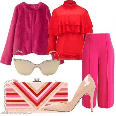 Outfit Colori accesi