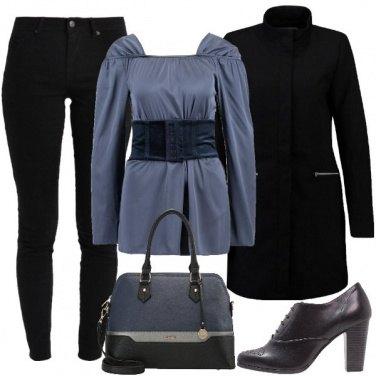 Outfit Bella in ufficio