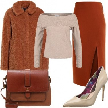Outfit Cappotto pesante