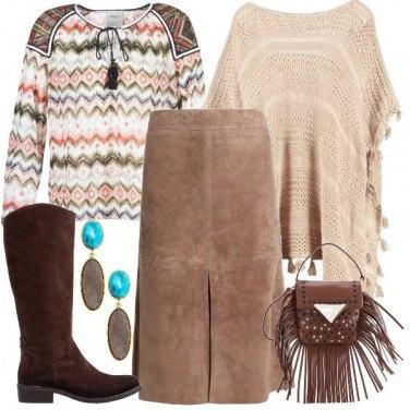 Outfit Come una squaw