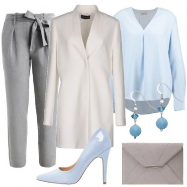 Outfit Cappotto essenziale
