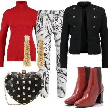 Outfit Ispirazione Londra