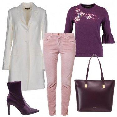 Outfit Colori femminili