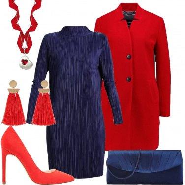 Outfit Un bel cappotto in saldo