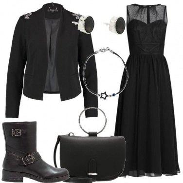 Outfit Una festa rock