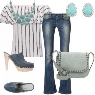 Outfit Romantici \'70