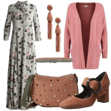 Outfit Romantica in lungo