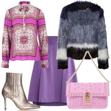 Outfit Il colore di tendenza