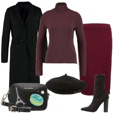 Outfit Ispirazione parigina